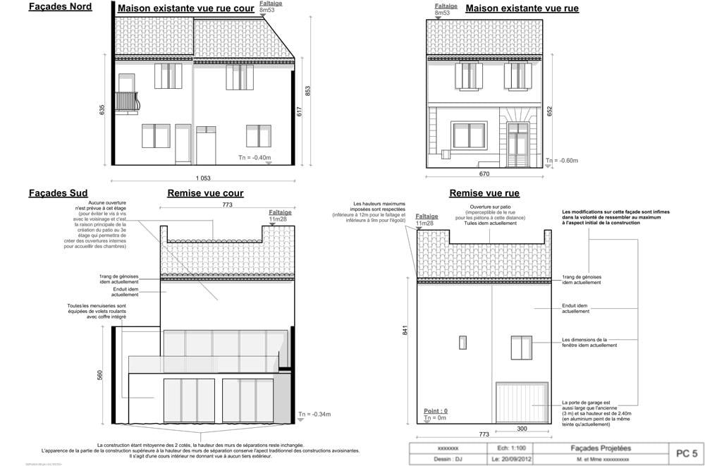 Comment-faire-un-plan-de-papier-EDL-dessiner-un-plan-de-facade