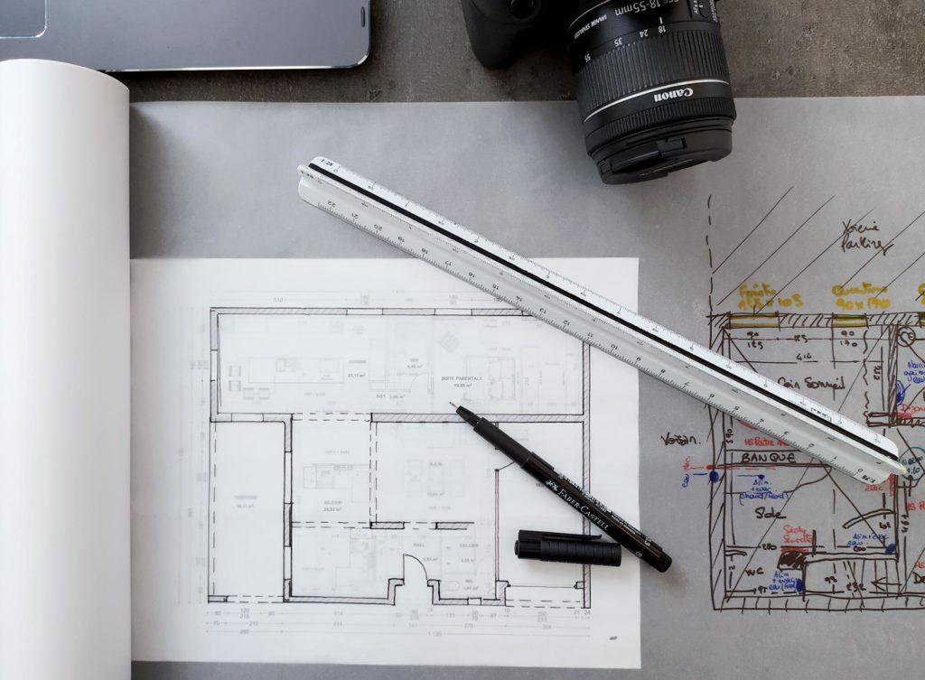 Comment faire un plan sur papier EDL